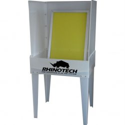 Minilite Washout Booth, Image of Minilite Washout Booth
