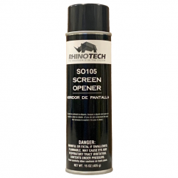 SO105 Aerosol Screen Opener, Image of SO105 Aerosol Screen Opener