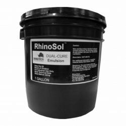 Emulsion, Image of RhinoSol 600 Dual-Cure Emulsion