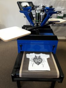 Screenprinting Conveyor Dryer