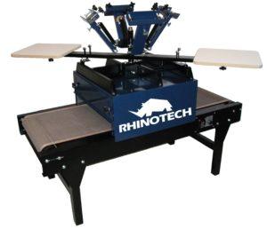 conveyor dryer textile screen printer