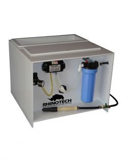 Image of Recirculating Systems without Washout Booth