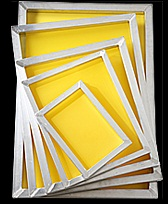Image of Aluminum Frames