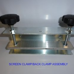 Screen Back Clamp, Image of Screen Back Clamp – Caps International