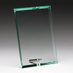 Image of Desk Stand Glass Award