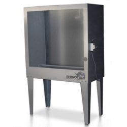 Economy Series Washout Booth, Image of Economy Series Washout Booth