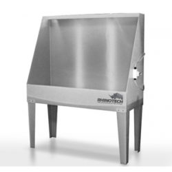 Polylite Series Washout Booths, Image of Polylite Series Washout Booth